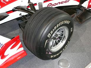 F1のテクノロジー